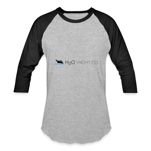 H2O Yacht Co. - Baseball T-Shirt