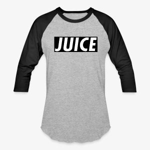 JUICE black preview - Baseball T-Shirt