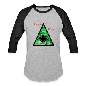 illuminati Confirmed - Baseball T-Shirt