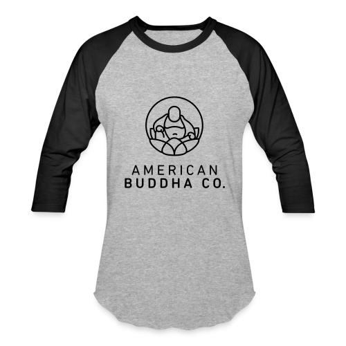 AMERICAN BUDDHA CO. ORIGINAL - Baseball T-Shirt