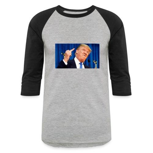 Trump - Baseball T-Shirt