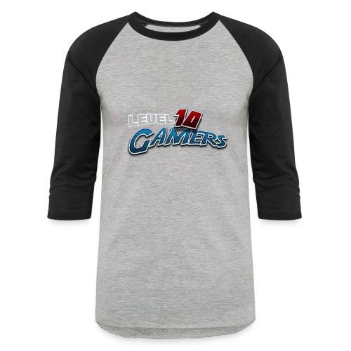 Level10Gamers Logo - Baseball T-Shirt