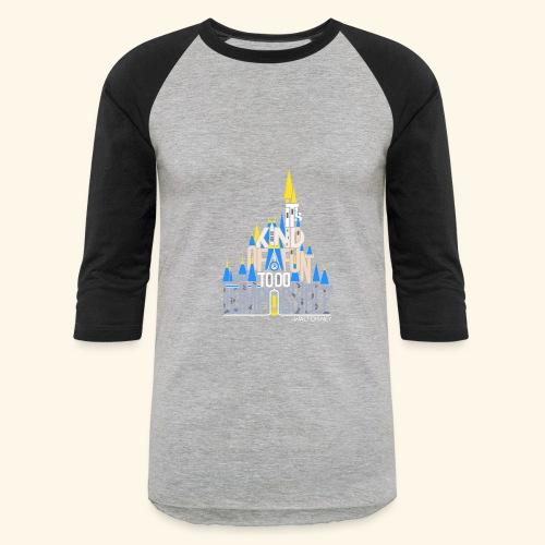 It's Kind of Fun... Original - Baseball T-Shirt
