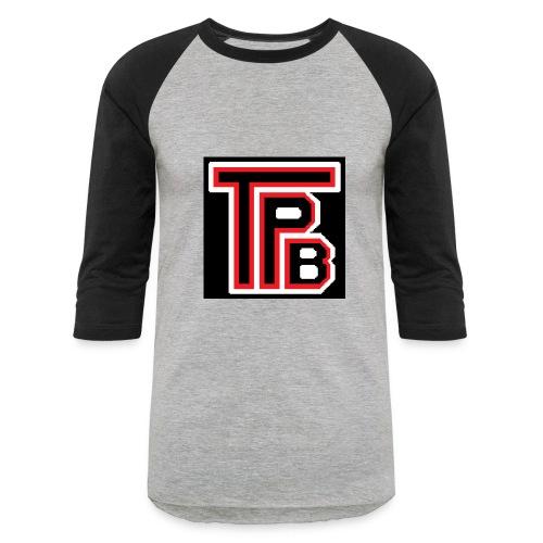 ThePunisherBoe Logo 2 - Baseball T-Shirt