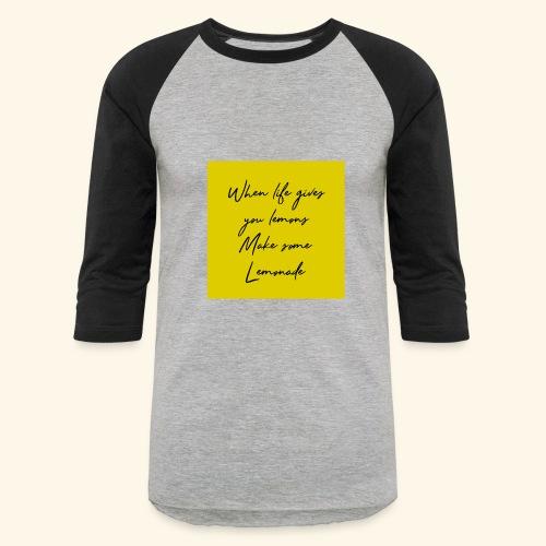 LEMONADE - Baseball T-Shirt