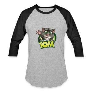 Talking_TOM_wave_preview_lowRes - Baseball T-Shirt