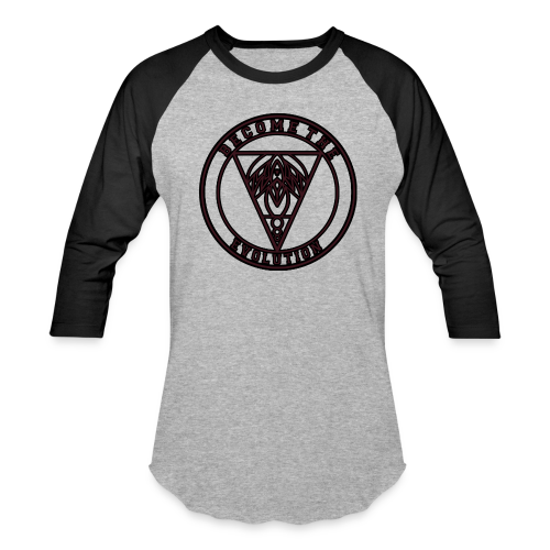 Circle Logo - Baseball T-Shirt