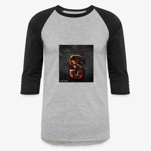 Fire S - Baseball T-Shirt