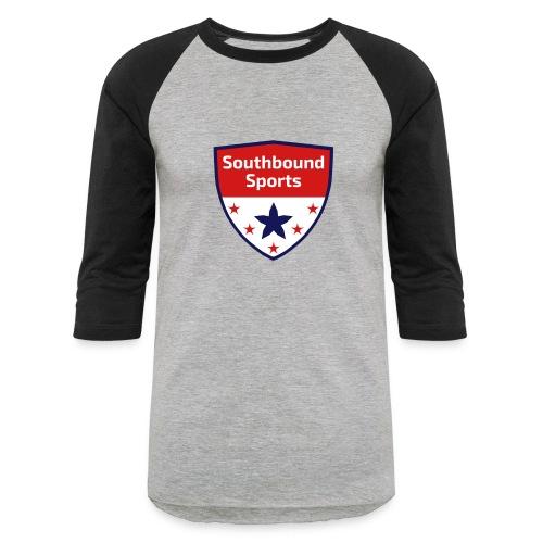 Southbound Sports Crest Logo - Baseball T-Shirt