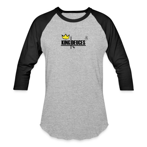 King Deuces - Baseball T-Shirt