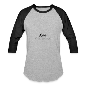 Slick Clothing - Baseball T-Shirt