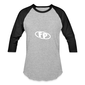 Secondary FRESHPOPCORN Logo - Baseball T-Shirt