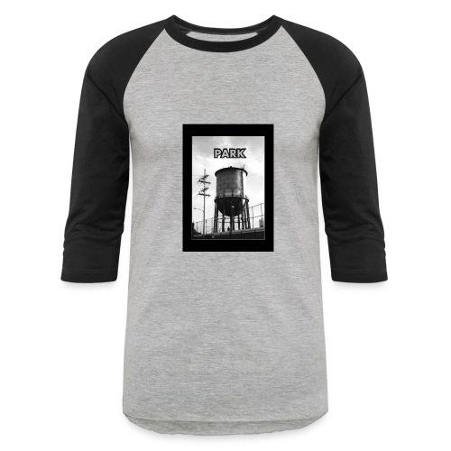 PARK - Baseball T-Shirt