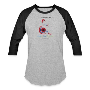 Cosplay For All: Spiderman - Baseball T-Shirt