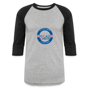 CHICAGO CHEER.com - Baseball T-Shirt