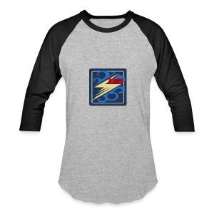 Rimps Logo Flash - Baseball T-Shirt