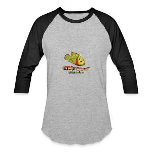 Pyro Trimac Cichlid Apparel - Baseball T-Shirt