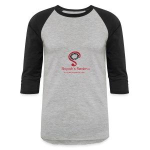 Skipah's Realm - Baseball T-Shirt