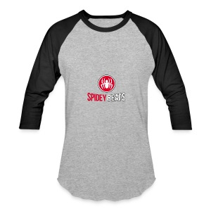 Spidey Beats - Baseball T-Shirt
