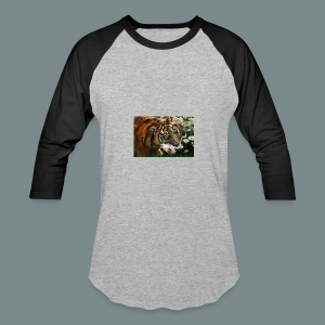 Tiger flo - Baseball T-Shirt