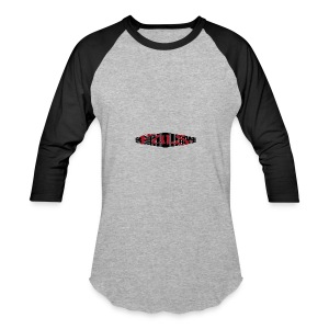 Fuls graffiti clothing - Baseball T-Shirt