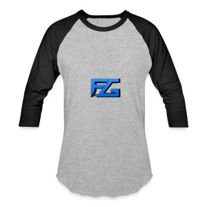 Freeze Gaming Logo - Baseball T-Shirt
