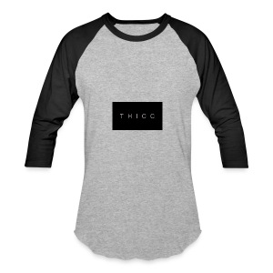 T H I C C T-shirts,hoodies,mugs etc. - Baseball T-Shirt