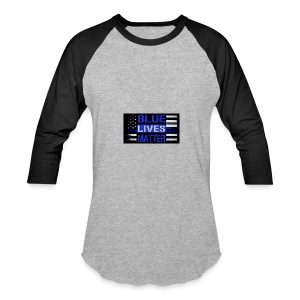 blue-lives-matter-membership-1-1024x538 - Baseball T-Shirt