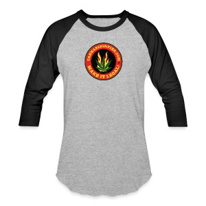 Make Cannabis Legal Cannabis Tshirts 420 wear - Baseball T-Shirt