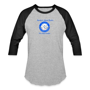 BarberShop Books - Baseball T-Shirt