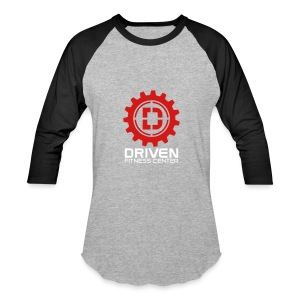 Stacked Logo - Baseball T-Shirt