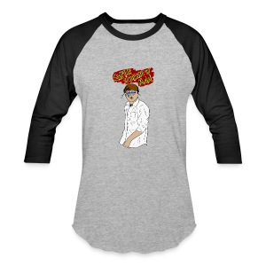 Super Scientist Man - Baseball T-Shirt