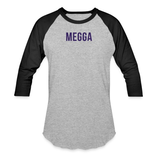 Megga - Baseball T-Shirt