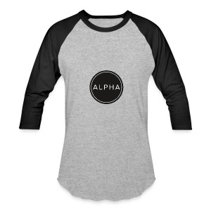 alpha team fitness - Baseball T-Shirt