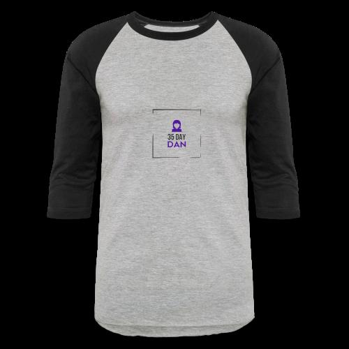 35DD Gal - Baseball T-Shirt