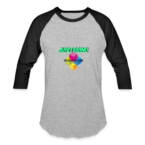 Jupiterinc winter - Baseball T-Shirt