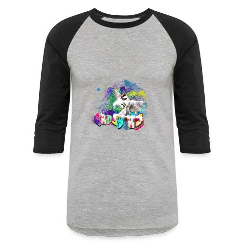 Crazy Rj 1 - Baseball T-Shirt
