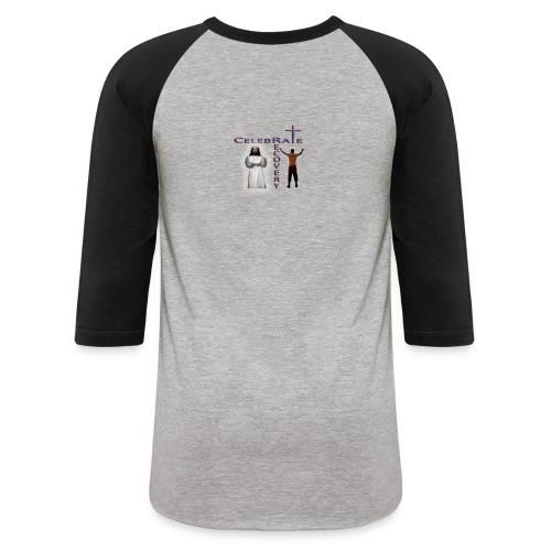 Celebrate Recovery - Baseball T-Shirt