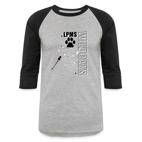 Splatter - Baseball T-Shirt