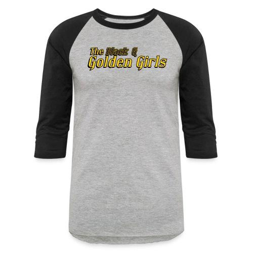 B GG - Baseball T-Shirt