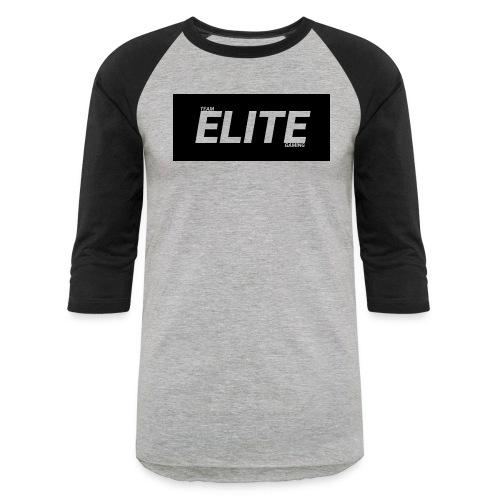 Team Elite Gaming Italics - Baseball T-Shirt