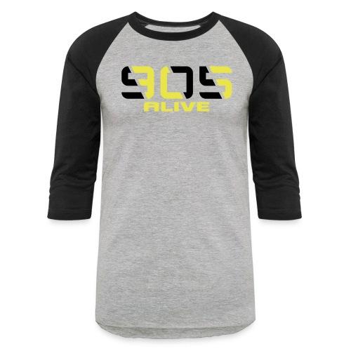 905 - Unisex Baseball T-Shirt