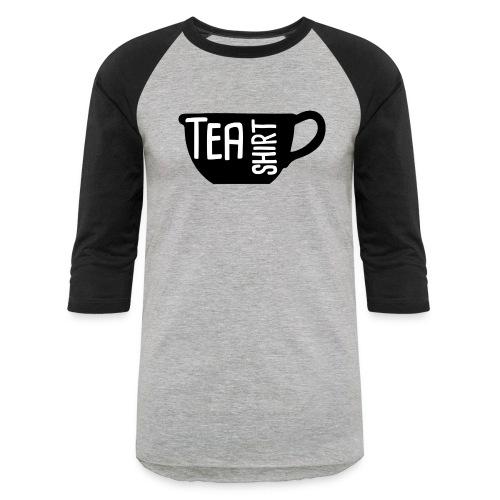 Tea Shirt Black Magic - Baseball T-Shirt