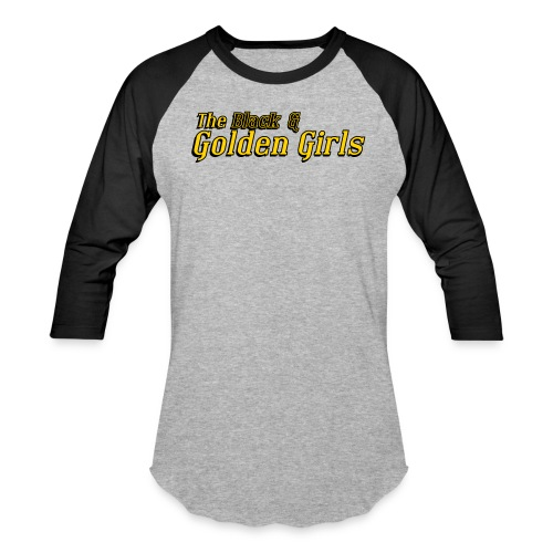 B GG - Unisex Baseball T-Shirt