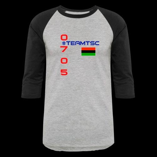 TSC RBG 1 - Unisex Baseball T-Shirt