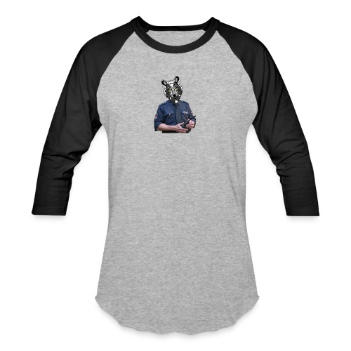wolf police - Baseball T-Shirt