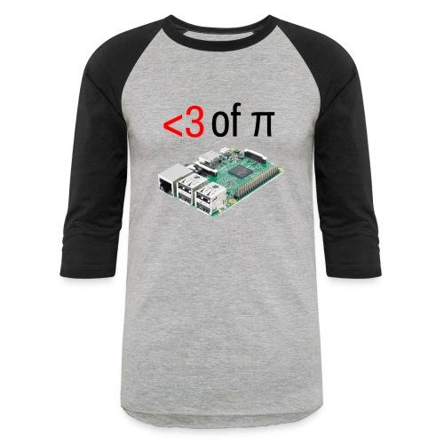 Life of Raspberry Pi 2 - Baseball T-Shirt
