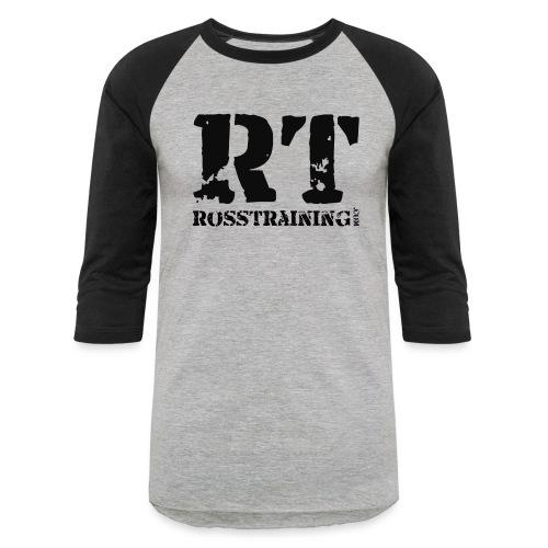 main_rt_black - Unisex Baseball T-Shirt