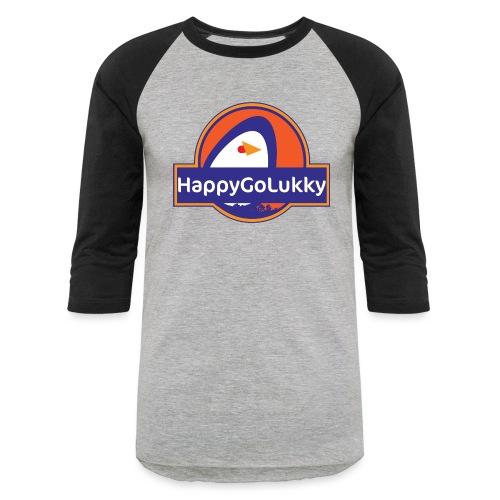 Jurassic Park XL - Unisex Baseball T-Shirt