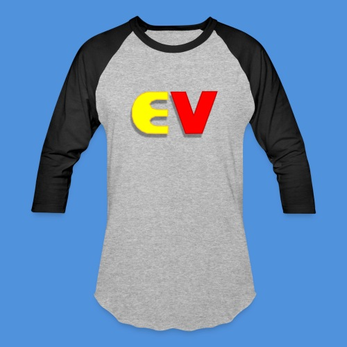 Entoro Vace Logo - Baseball T-Shirt